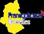 Logo Francophones Bruxelles sans fond